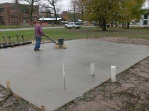 concrete flatwork collinsville il