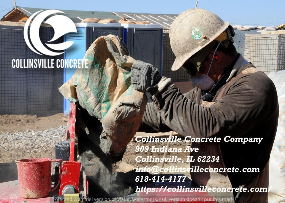 Concrete Company Collinsville IL