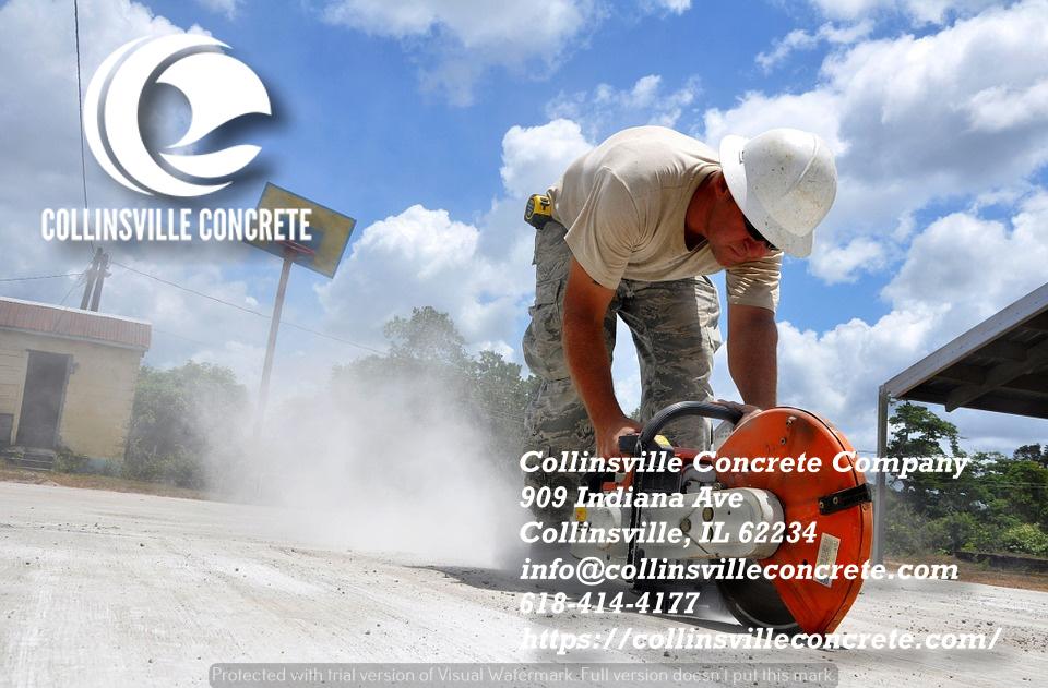concrete removal company Collinsville IL