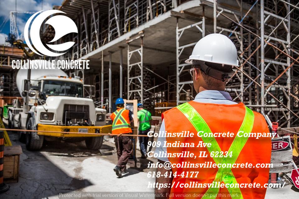 Commercial Concrete Contractor Collinsville IL