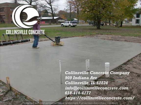 Concrete Contractor Collinsville IL